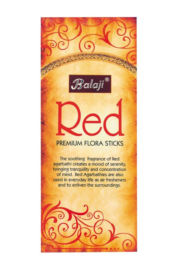 Spice Emporium Balaji Red Box 12s