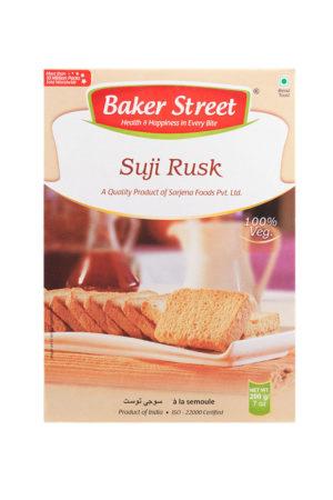 Baker Street Suji Rusk 200g
