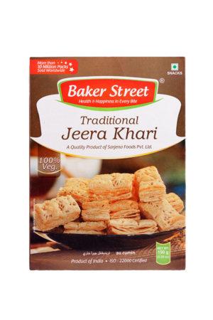 Baker Street Traditional Jeera Khari 150g/200g