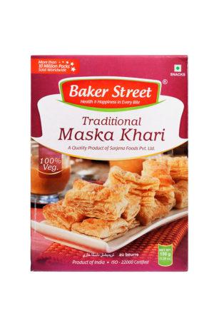 Baker Street Traditional Maska Khari 150g/200g
