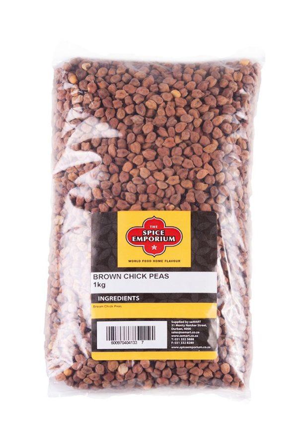 BROWN CHICK PEAS 1kg