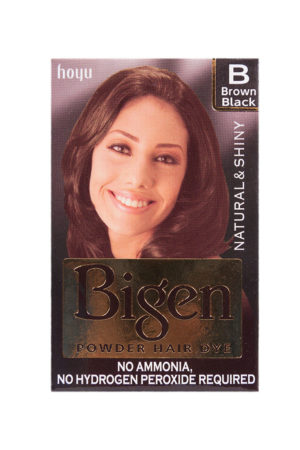 Bigen Brown Black Dye each