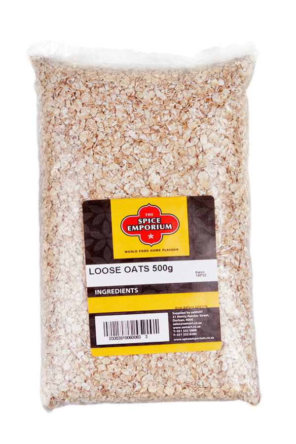 LOOSE OATS 1kg