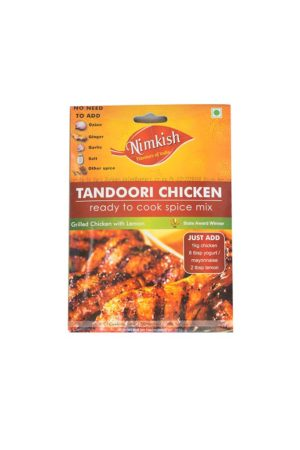NIMKISH -TANDOORI CHICKEN 50G
