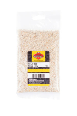 POLISHED THILL (SESAME SEEDS) 100g
