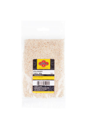 POLISHED THILL (SESAME SEEDS) 50g