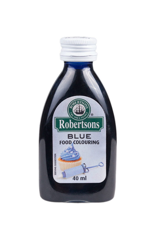 ROBERTSONS BLUE COLOURING 30ml/40ml