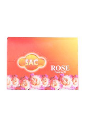 SAC - ROSE FRAGANCE OIL 12's