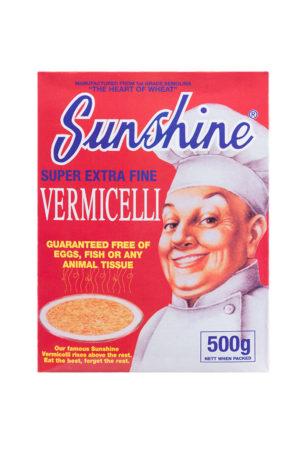 Sunshine Vermicelli 500g