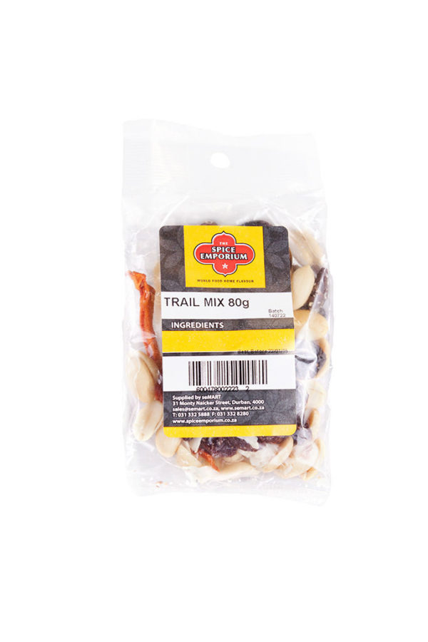 TRAIL MIX 80g/70G