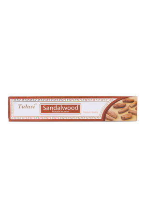 TULSI SANDALWOOD MASALA INCENSE EACH