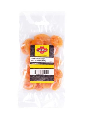 TURKISH APRICOT (MALATAYAS) 100g