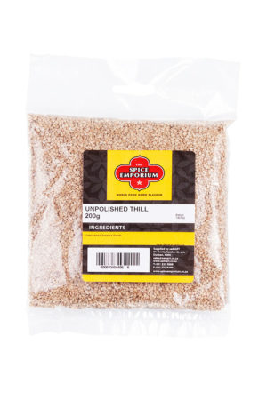 SPICE EMPORIUM POLISHED THILL SESAME SEED 200g