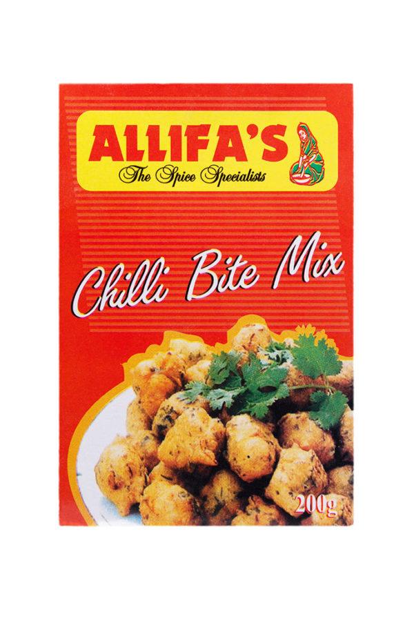 ALLIFA'S CHILLI BITE MIX 200g