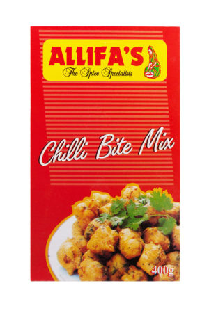 ALLIFA'S CHILLI BITE MIX 400g