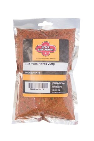 BBq With Herbs 200g