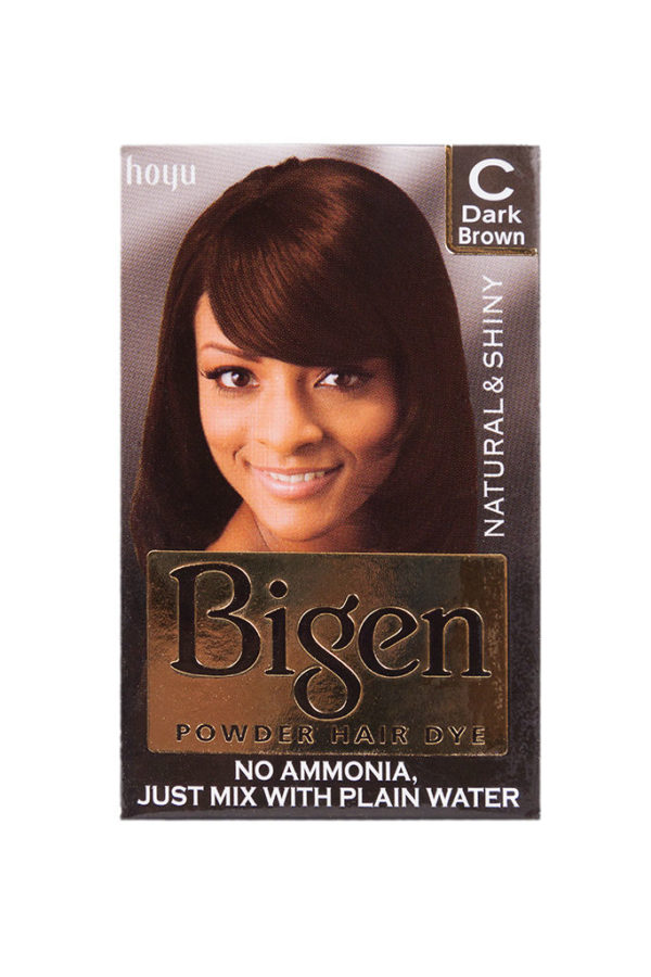 Bigen Dark Brown Dye each