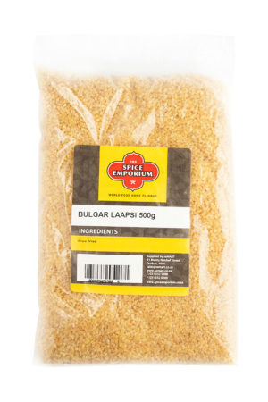 BULGAR WHEAT(LAAPSI) 500g