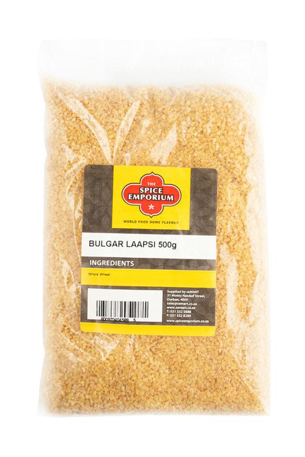 BULGAR WHEAT(LAAPSI) 500g