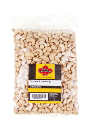 Cashew Plain 800g