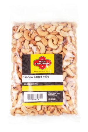 Cashew Salted 400g
