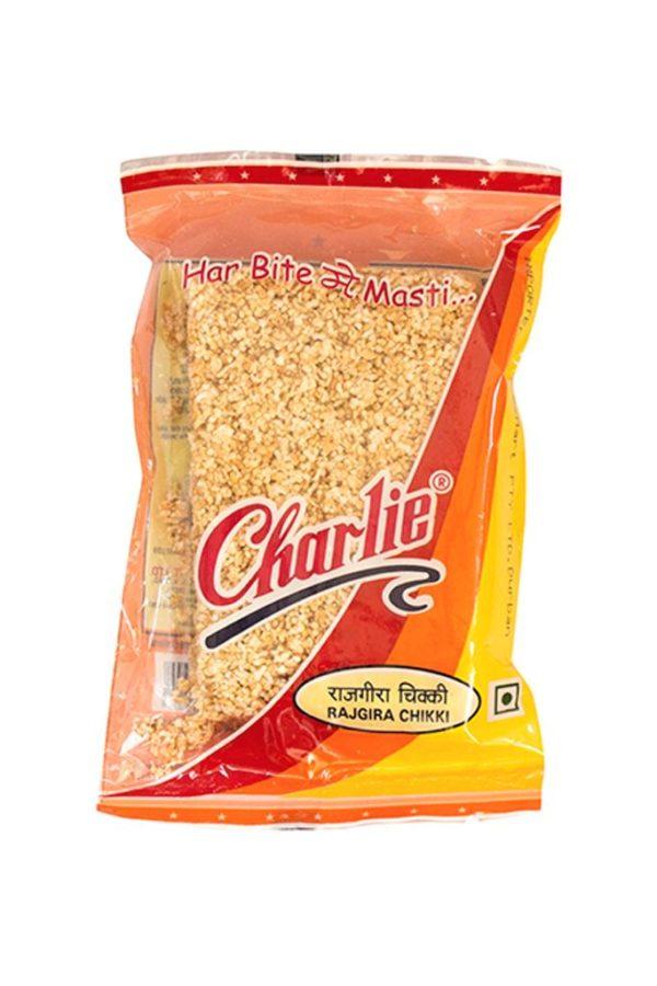 CHARLIES RAJGIRA (AMARANTH) CHIKKI 30G