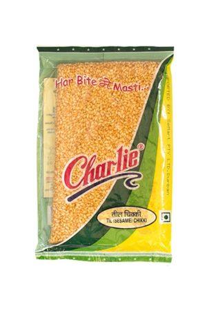 CHARLIES TIL(SESAME) CHIKKI 100G
