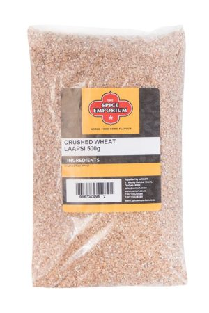 Crushed Wheat Laapsi 500g