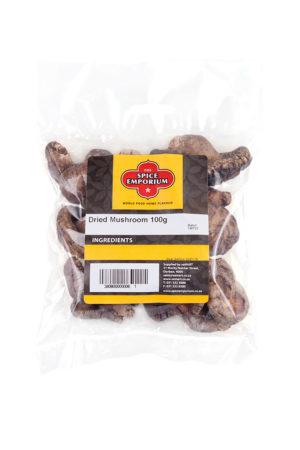 Dried Mushroom 100g