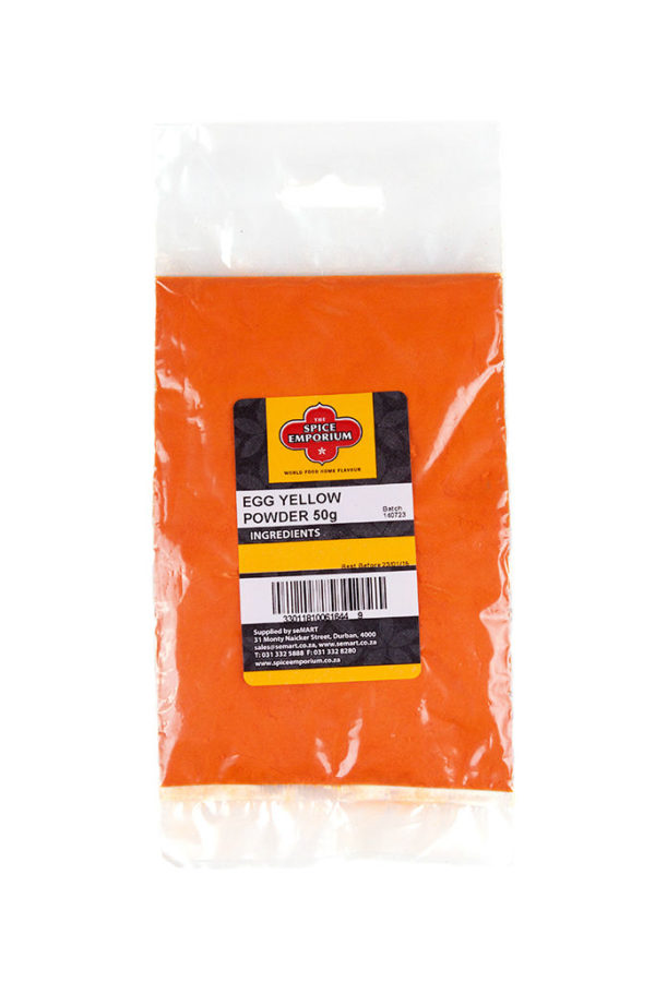 EGG YELLOW POWDER 50g