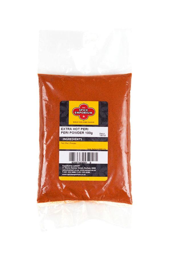 Extra Hot Peri Peri Powder 100g