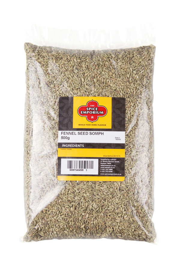 FENNEL SEED SOMPH 500g