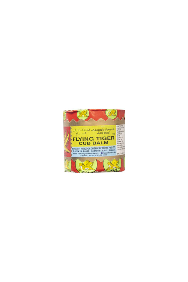 Spice Emporium Flying Tiger Balm Red 18G