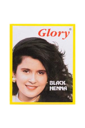 Glory Black Henna Box 6's