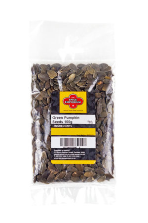 Green Pumpkin Seeds 100g