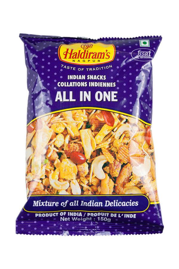 HALDIRAM'S ALL IN ONE CHIWDA 150g/160g