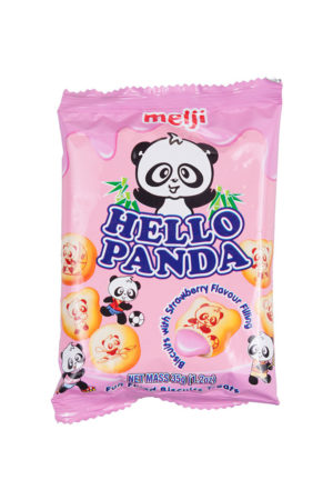 Hello Panda Strawberry 35g