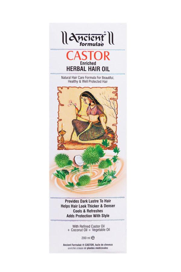 Hesh Ancient Formulae Castor Hair Oil 200ml