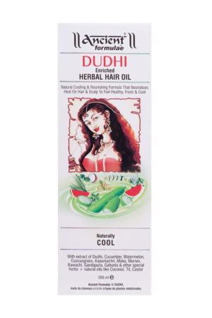 Hesh Ancient Formulae Dudhi Hair Oil 200ml