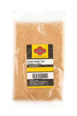 HOME MADE TEA MASALA (CHAI SPICE) 100g