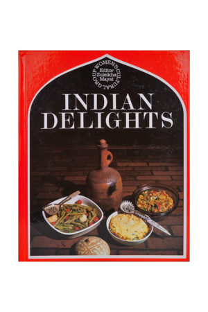 Indian Delights (Orange)