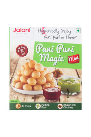 JALANI- PANI PURI MAGIC MINI 160G