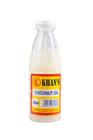 S.E Coconut Oil 200ml