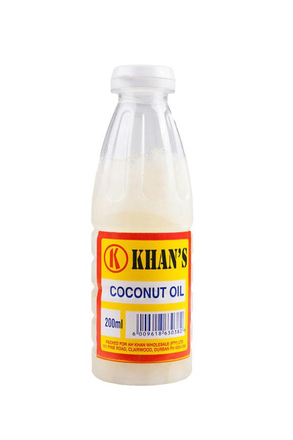 S.E Coconut Oil 200ml