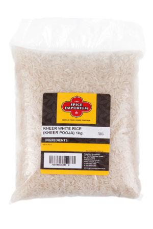 KHEER WHITE RICE (KHEER POOJA) 1kg
