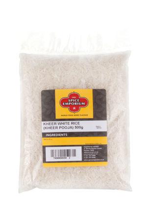 KHEER WHITE RICE (KHEER POOJA) 500g