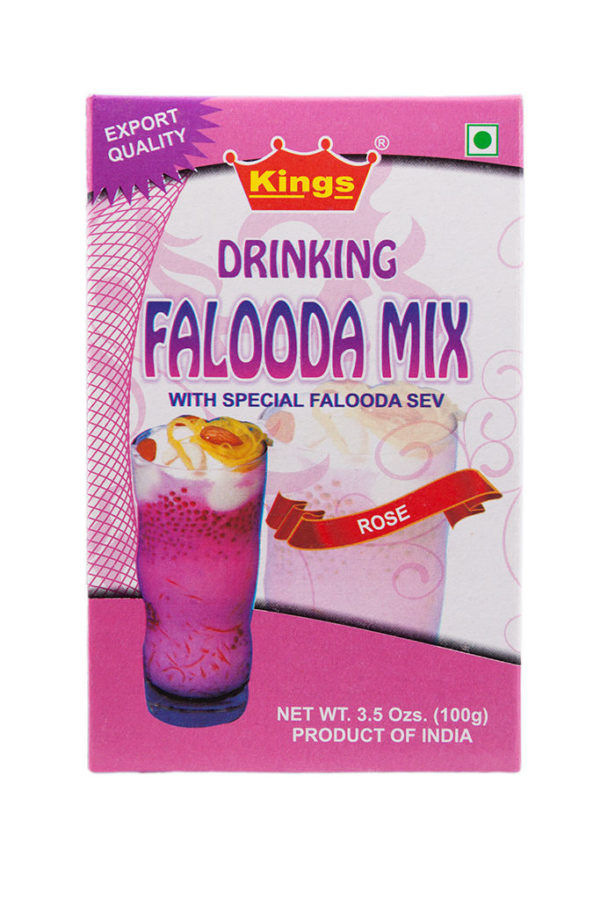 KING FALOODA MIX (ROSE) 100g