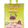 LAL QILLA - BASMATI WHITE RICE (Fabric & Poly Bag) 5kg