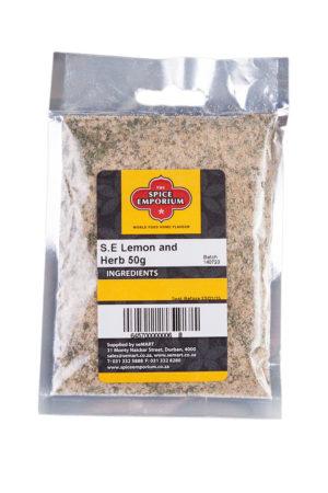 S.E Lemon and Herb 50g
