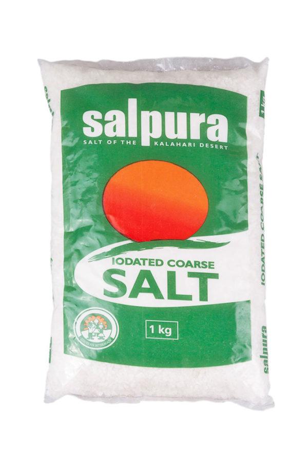 Lion/Sun Coarse/FIVE STAR/ SEALAND Salt 1kg